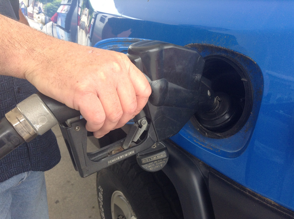 Gas Prices Spiking Across Area