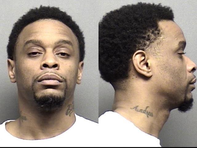Topeka Man Accused of Aggravated Burglary