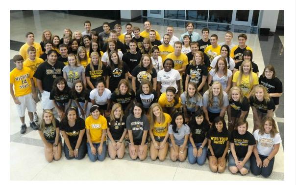 Largest Freshmen Class Ever at WSU