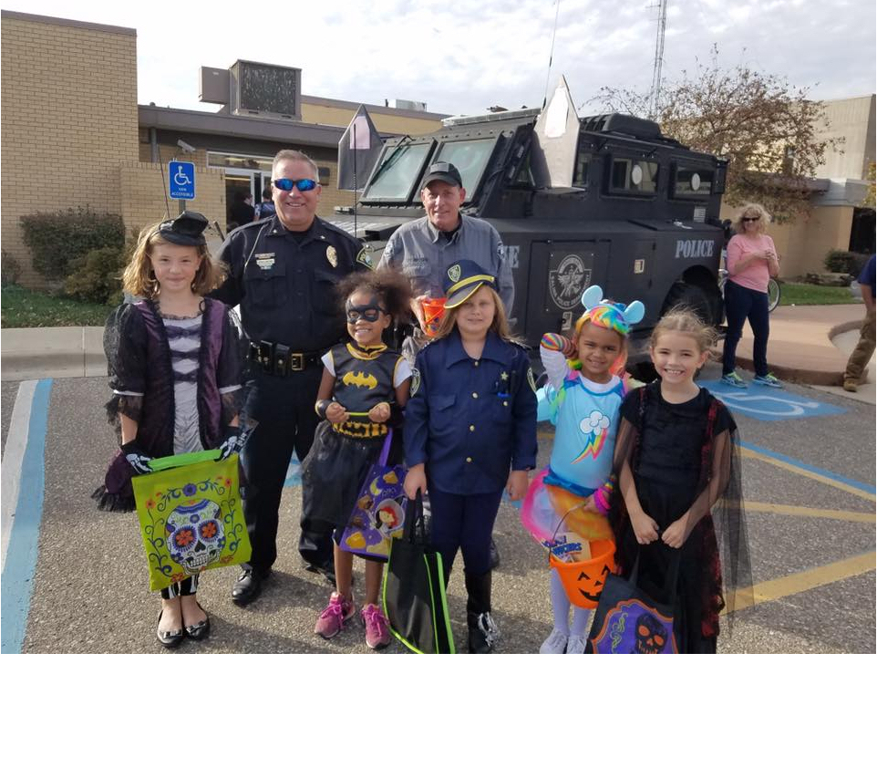 Cops and Costumes to Return