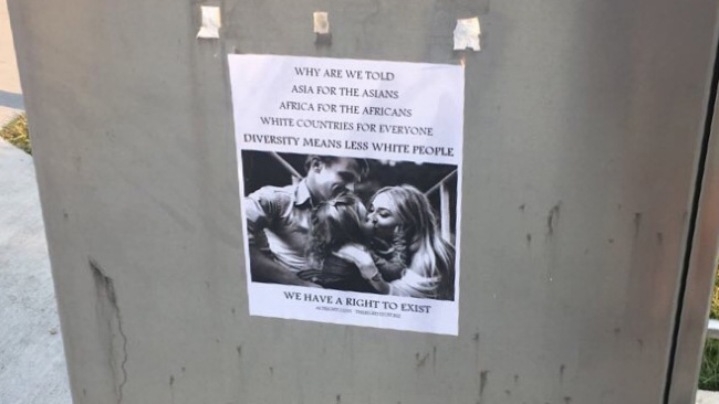 KSU Denounces White Nationalist Poster Found on Campus