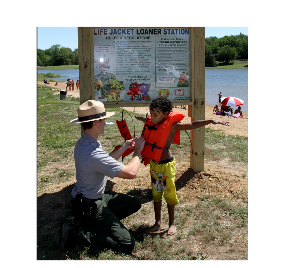 Officials Urge Weekend Water Safety