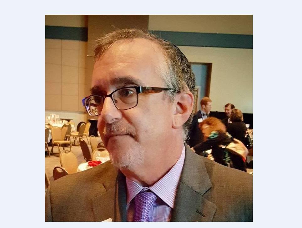A New Jersey Rabbi in Kansas