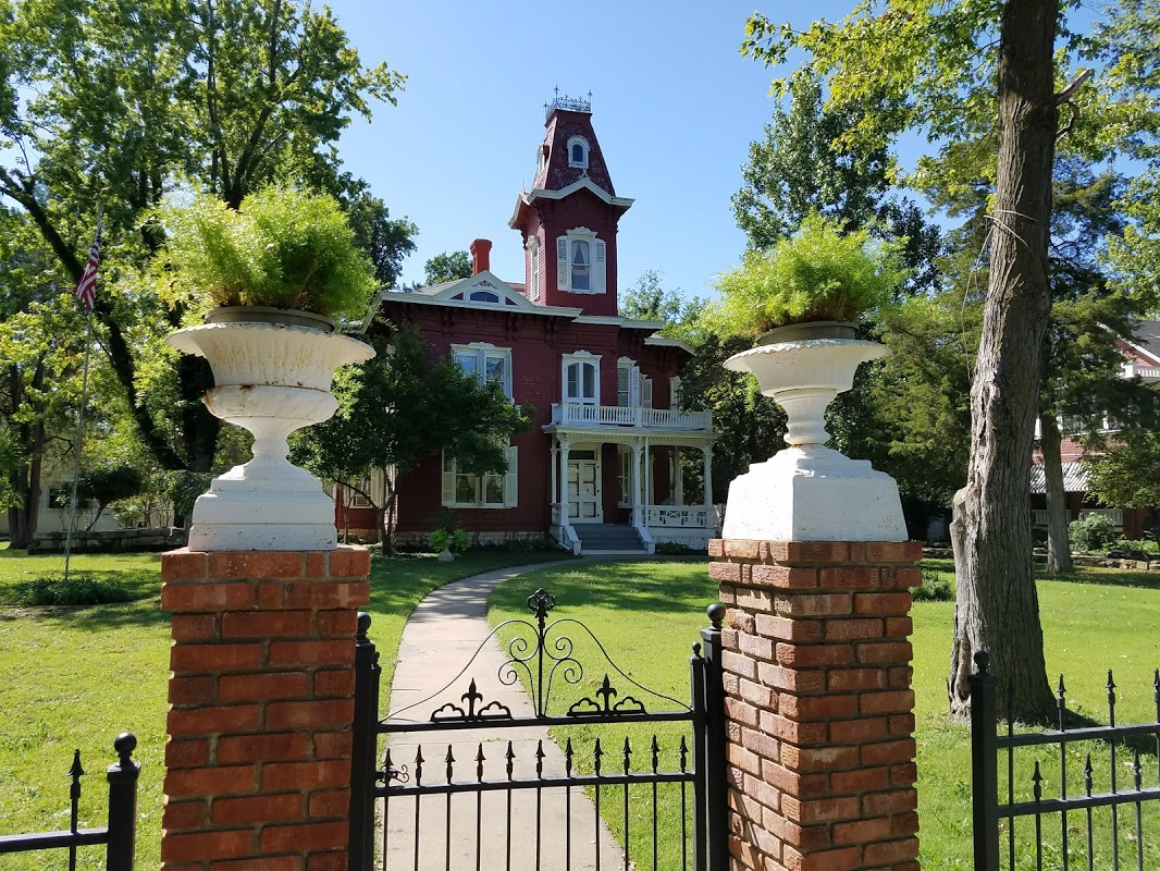 Historic Salina Home Up For Auction