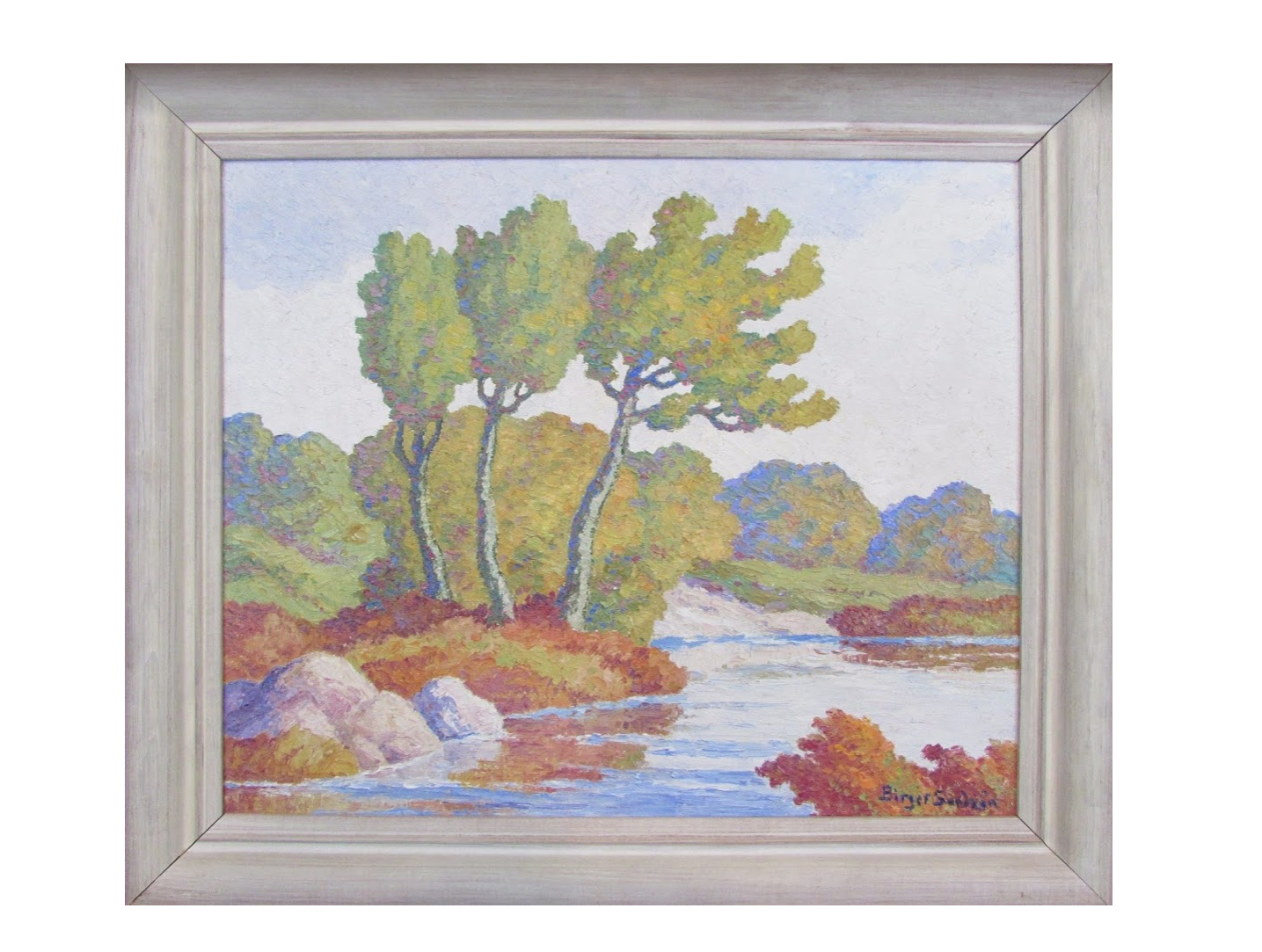 Lindsborg Art Auction Attracts Nationwide Interest