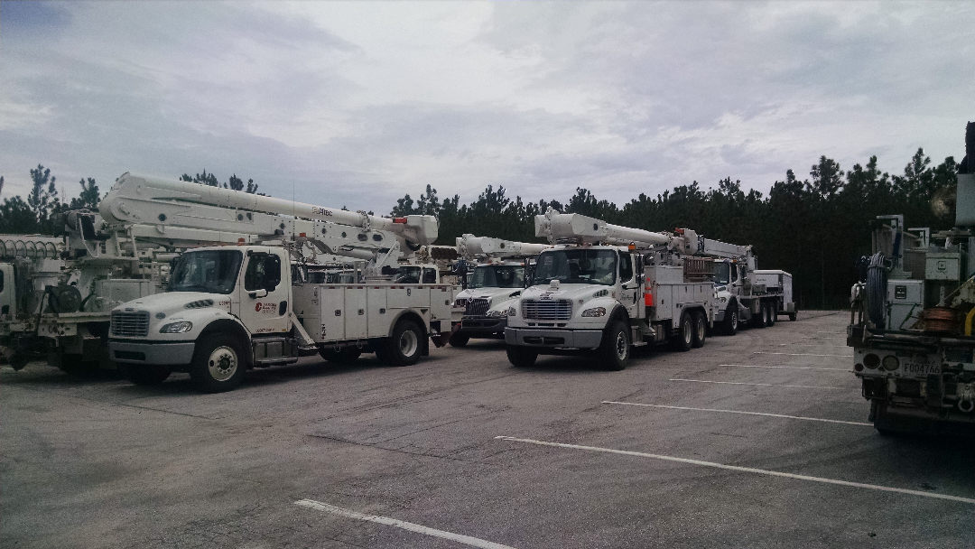 More Westar Crews Headed to Help in Florida