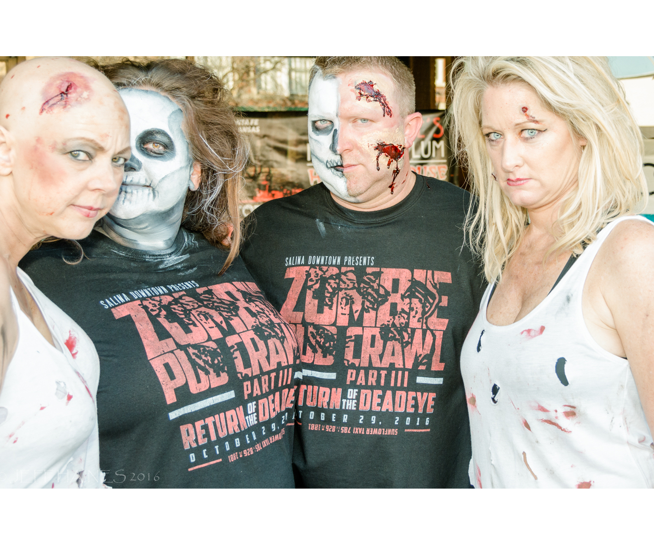 4th Zombie Pub Crawl Planned