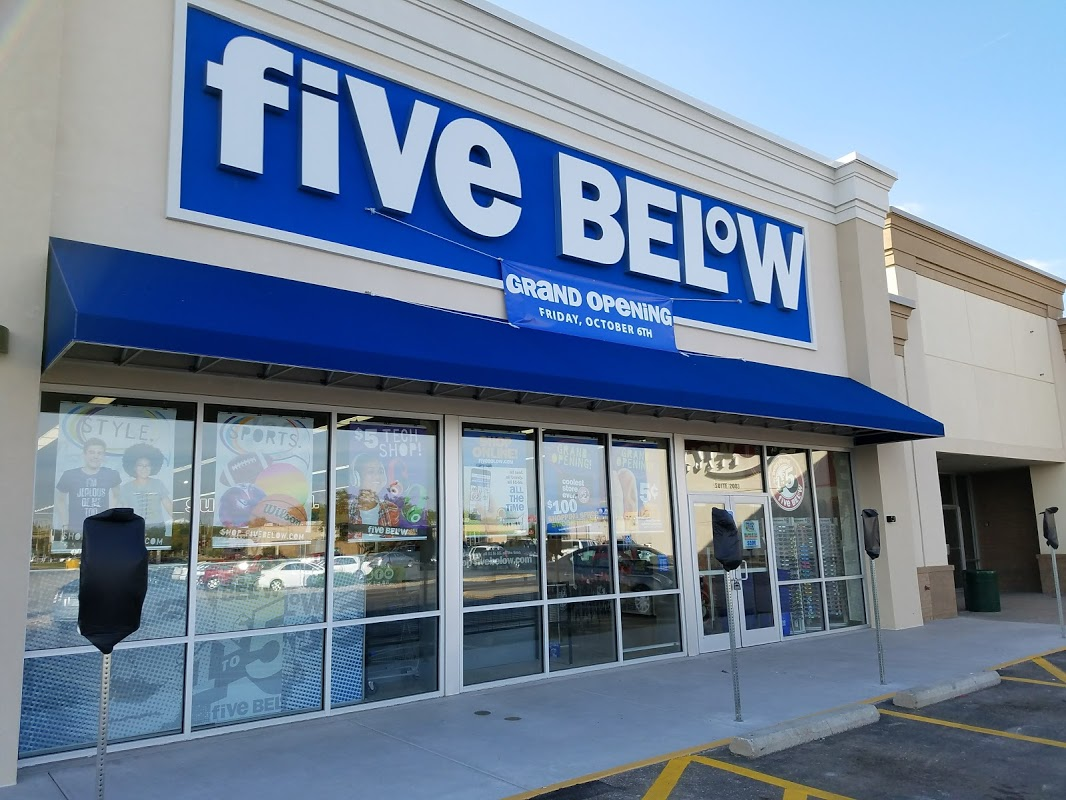 Five Below Opens in Salina Friday