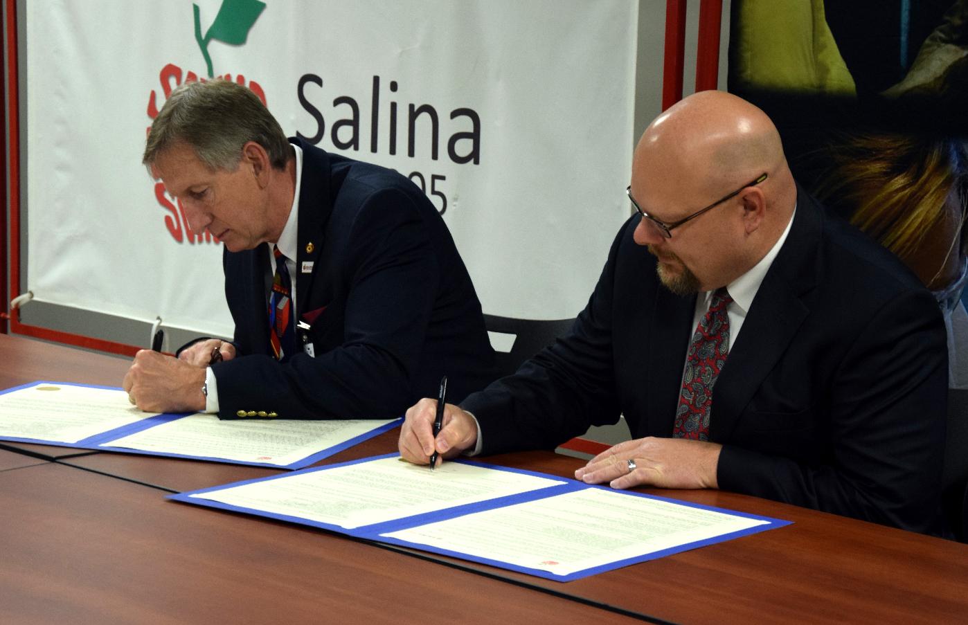 Salina Tech, USD 305 Partner on Public Safety Pathway