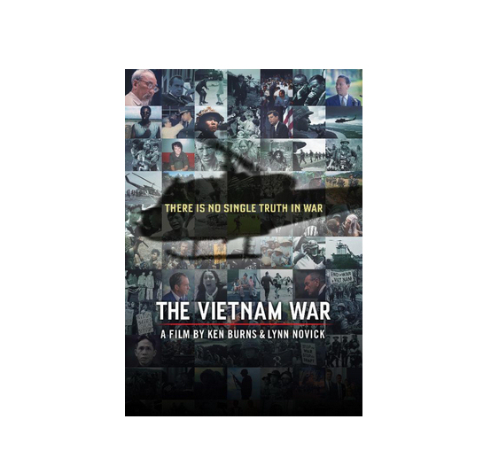 """""""The Vietnam War"""" to Be Discussed Via Live-Streaming Video at Eisenhower Library"""