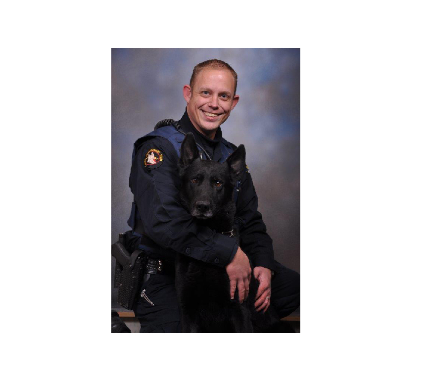 Medical Issue Makes Sheriff Dog Retire