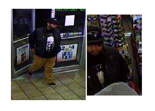 Police Seeking Robbery Suspect