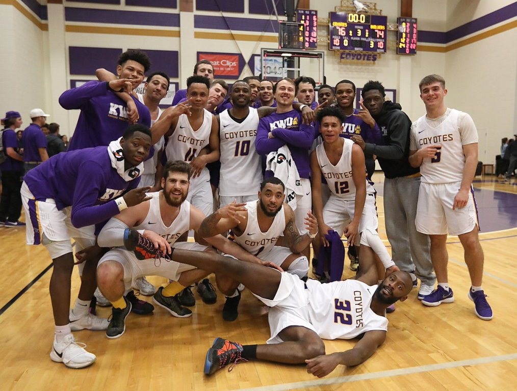 McNelly Buzzer Beater Completes Upset of No. 8 Southwestern