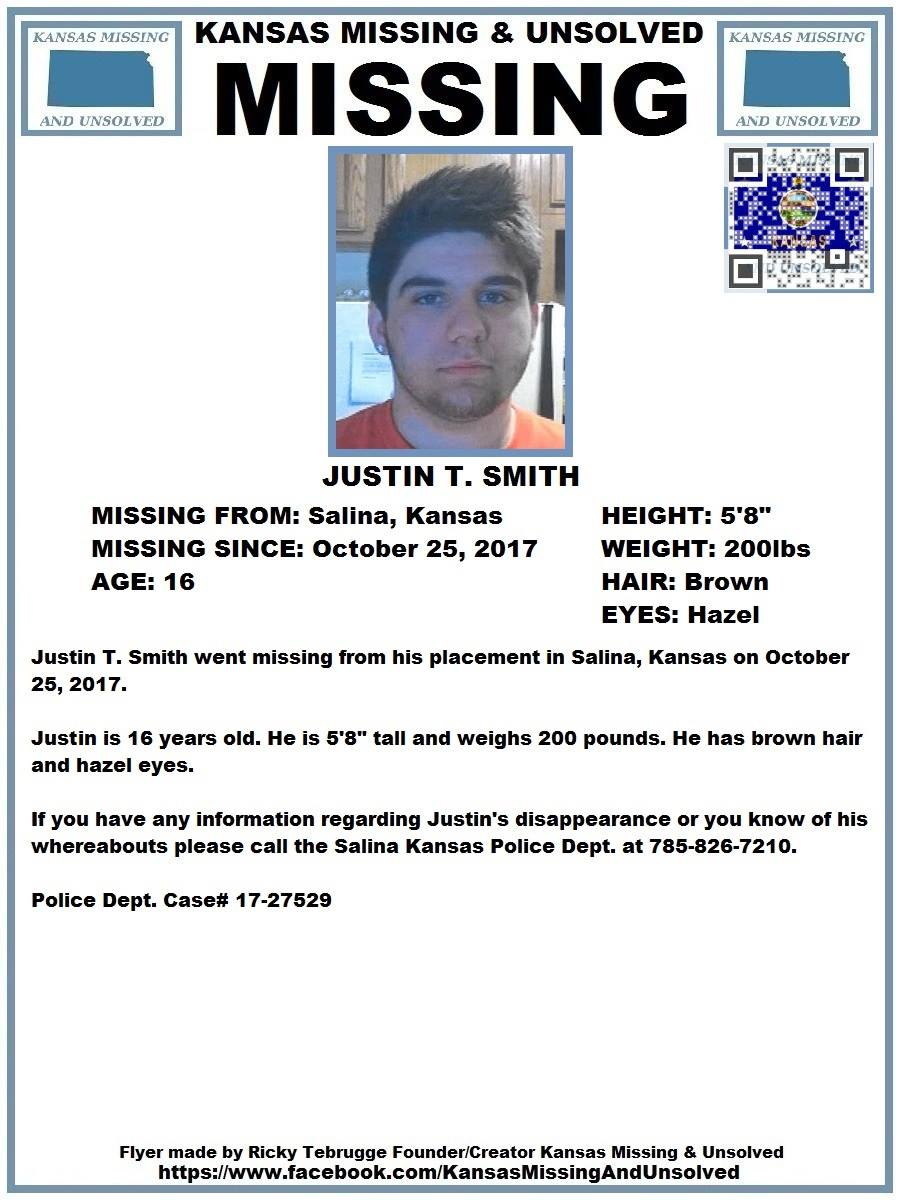 Missing Teen Sought