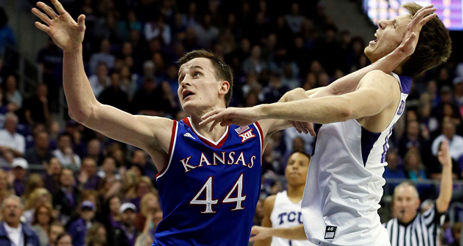 Kansas Jayhawks at TCU Horned Frogs Preview 01/06/18