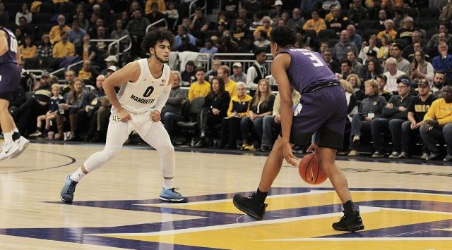 Kansas State takes first loss to Marquette