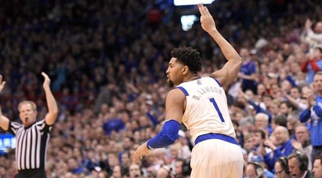 Kansas State Wildcats Upend the No. 13 Kansas Jayhawks, 74-67