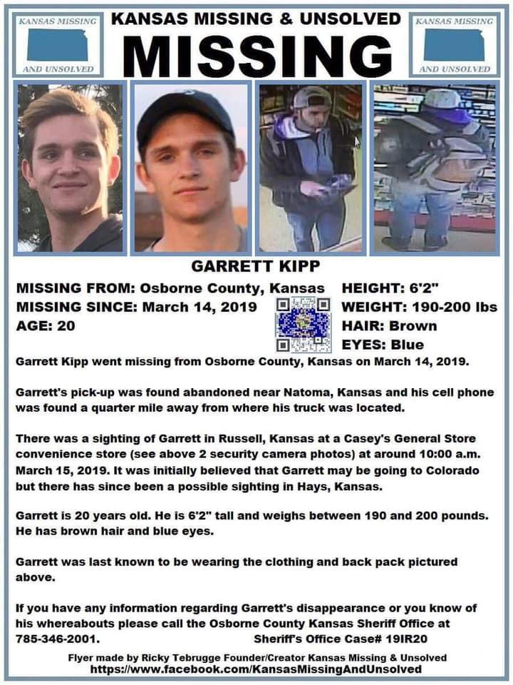 UPDATE: Missing Student Found