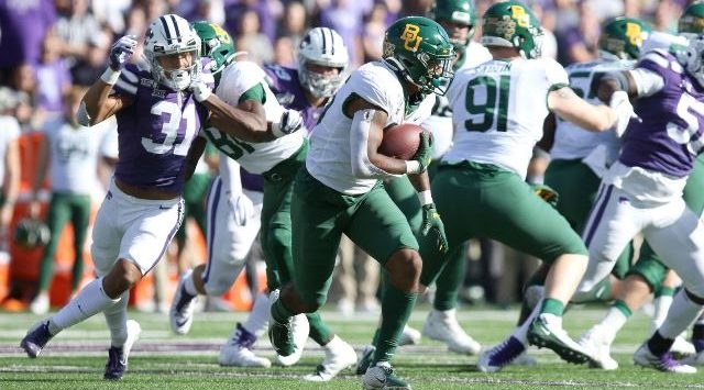 Baylor stays undefeated after win at Kansas State