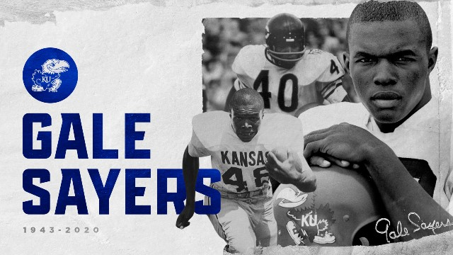 "Christmas Comet 2020 Kansas Kansas Comet"" Gale Sayers Passes Away at 77"